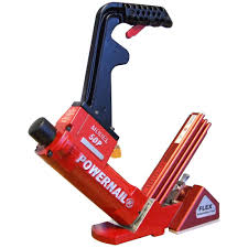 powernail pneumatic 18 gauge flex hardwood flooring cleat nailer
