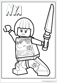 Lego Star Wars Coloring Pages Free Printable Star Wars Coloring