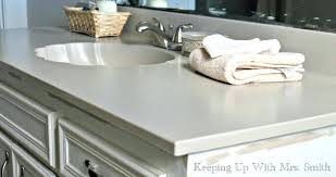 how to paint a countertop painting laminate countertops make them look like stone white marble