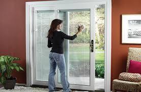 patio door. Brilliant Patio White Sliding Patio Door With