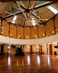 historic barn s renovation relied on a big ass fan for comfort officials in santa rosa calif have turned to big ass fansreg to assist their ambitious goal of converting a historic round barn into a community