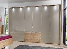 bi fold laundry room doors new stylform selene 250cm solid oak glass wardrobe head2bed uk