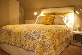 interesting sephia theme bedroom when queen bedsize wrap it by yellow flowers target bedspreads