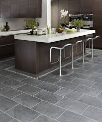 modern tile floors. Plain Modern Gray Tile With Dark Brown Cabinets  Kitchens Pinterest Dark  Cabinets Grey Tiles And Kitchen Design And Modern Tile Floors T