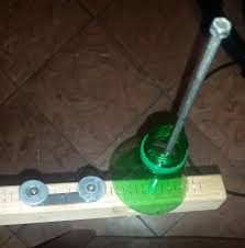 how i made my plastic bottle string cutter
