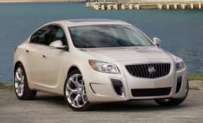 Buick Announces that the 2012 Regal GS Will Have 270 hp, Not 255