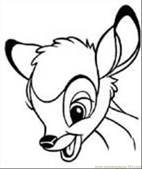 Bambi is an animated movie by walt disney, released in 1942. Disney Bambi Coloring Pages Coloring Home