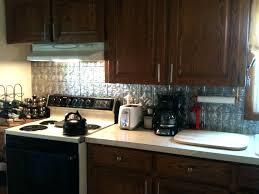 faux tin tile backsplash kitchen panels faux metal faux kitchen panels faux  metal faux tin tiles