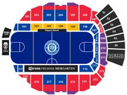 Veterans Memorial Coliseum Seating Chart Lovely Seating