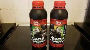 Shogun Fertilisers Samurai Coco Multipack Hydroponics A B