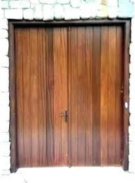 solid wood slab exterior door louvered doors metal garage panels exteri