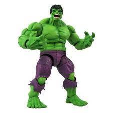 Rampaging Hulk Action Figure Marvel Select, 25 cm