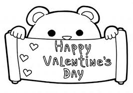 Small Picture Valentine Day Coloring Sheets Valentines Day Images Wishes