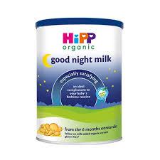 Hipp Organic Good Night Usa Seller 6 Month Milk 350g Uk Version