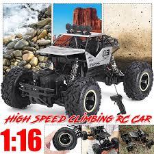 1:16 4WD <b>RC Cars</b> Monster Truck <b>2.4G Radio</b> Control <b>RC Cars</b> Toys ...