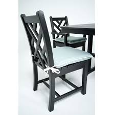 chippendale side chair. POLYWOOD® Chippendale Dining Side Chair