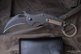 <b>Нож Fox IKBS</b> Ball Bearing Karambit Fox