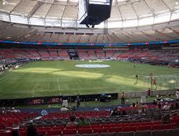 Bc Place Stadium Section 230 Seat Views Seatgeek