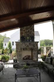 outdoor kitchens with fireplace. Unique With Ku0026CLandDesignNJOutdoorKitchensFireplaces5 Throughout Outdoor Kitchens With Fireplace A