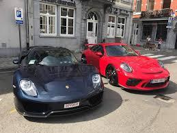 2018 porsche 718 spyder. fine porsche 2018 porsche 911 gt3 and 918 spyder  on porsche 718 spyder