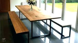 round table with bench long dining bench extra long table slides extra long table long dining