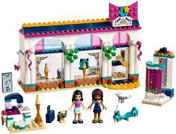 Đồ Chơi LEGO Friends 41344 - Cửa Hàng Thời Trang của Andrea (LEGO 41344  Andrea's Accessories Store)