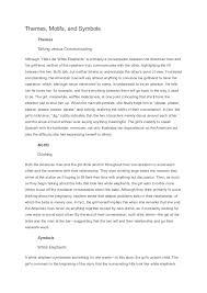 "analysis hills like white elephants 6 themes motifs and symbols themes talking versus communicating although ""hills like white elephants"""