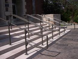 ... Stairs, Excellent Outdoor Stair Rail Outdoor Stair Railing Home Depot  Black Stair Rail Outdoor: ...