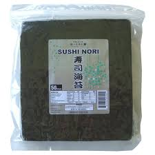 nori sheet 50x toasted nori sheets make sushi