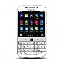 BlackBerry Classic Q20, White ...