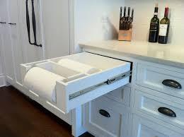 Kitchen Details OutofSight Paper Towel Holder Magnificent Bathroom Towel Dispenser Concept