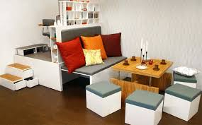 Apartment:Studio Apartment Furniture Solutions Small Apartments Spaces  Shocking Images Ideas Clever Design Solution For