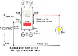 diy light switch wiring diagram detailed wiring diagrams images of pilot light switch wiring diagram wire