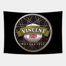 the vincent motorcycle vincent