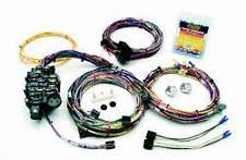 painless wiring harness ebay 1957 Chevy Dash Wiring Harness painless wiring 20101 18 circuit wiring harness