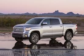 2014 Toyota Tundra Updated, Not Redesigned | J.D. Power Cars