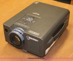 sharp notevision. o9488 image for item sharp xg-nv4su notevision 4 lcd projector 1