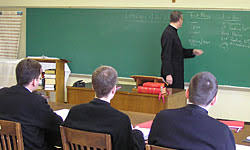 Image result for Photos of Bishop Donald Sanborn  seminary