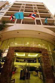 <b>Summer Spring Hotel</b>, Pattaya Beach Road, Thailand