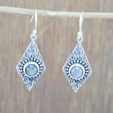 925 sterling silver whole jewelry labradorite gemstone earring we 5443