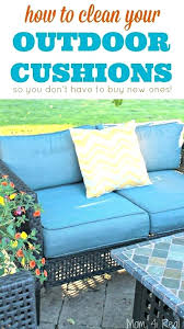 best cleaner for outdoor cushions how to wash outdoor cushions in washing machine how to clean