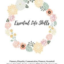 Small Picture Essential Life Skills Christian Homeschool Course