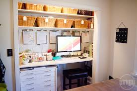 turn closet home office. 15 Closets Turned Into Space Saving Office Nooks Within Turn Closet Designs 1 Home