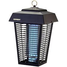 FLOWTRON Electric Bug Zapper Lamp   Home Hardware