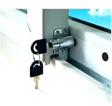 sliding door security lock door safety latch burglar bars for sliding glass doors patio door safety