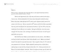 write an essay comparing and contrasting and  document image preview