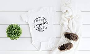 Let your words be a blessing to the parents of a child who god loves. Amazon Com Waymaker Miracle Worker Promise Keeper Baby Onesie Bodysuit Christian Bible Verse Baby Clothing Unisex Handmade