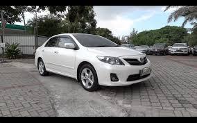 2012 Toyota Corolla Altis 2.0 V Start-Up and Full Vehicle Tour ...