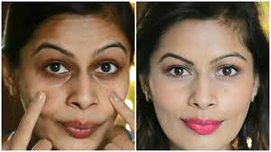 best way to cover dark circles for indian tan olive skin tone kavya k you
