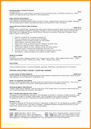 Resume For Public Relations Beautiful Resume For A Highschool ...